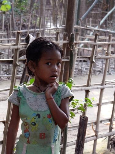 IDP girl